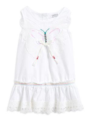 Little Girl's Butterfly...