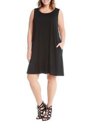 Plus Chloe Shift Dress 500088069593