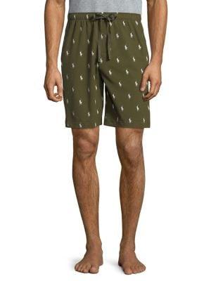 Jersey Pajama Short @...