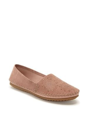 Stardust Suede Moccasins 500088079640