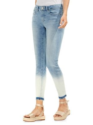 Skinny-Fit Ombre Jeans 500088088736