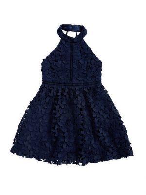 Girls Gemma Halter Dress