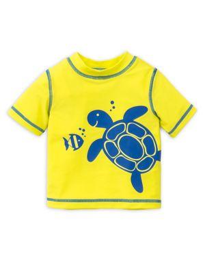 Baby Boy's Turtle Graphic...