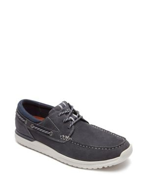 Langdon Leather Boat Shoes 500088103592