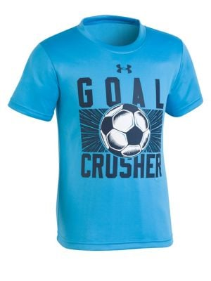 Little Boy's Goal Crusher...