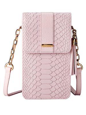 Penny Phone Leather Crossbody Bag 500088117788