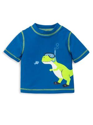 Baby Boys' Dino-Print...