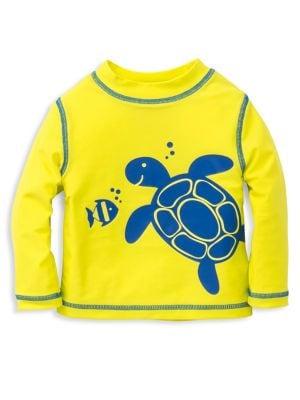 Baby Boys' Turtle Print...