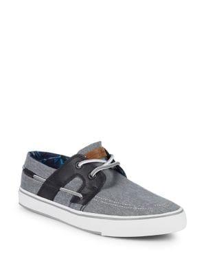 Gryle Logo Boat Shoes...