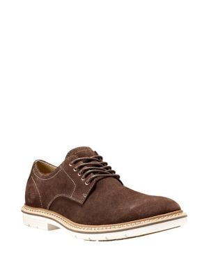 Naples Trail Suede Oxford Sneakers 500088132737
