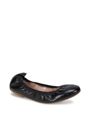 Kara Cap-Toe Leather...