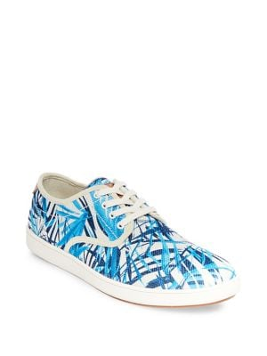 Florider Printed Lace-Up...