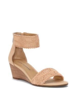 Joshelle Ankle-Strap Wedges 500088142601