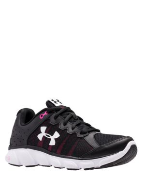 Women's Micro G Assert 6 Running Shoes by Under Armour