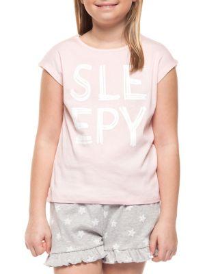 Girl's Sleepy Pajama...