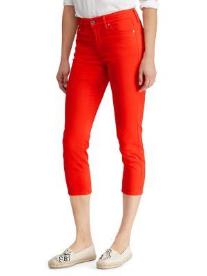 Premier Skinny Crop Curvy Jeans 500088148901