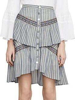 Cupro Skirt - Enjoy! Have a good day! by VIDA VIDA Hard Wearing xmWbNSUwO6