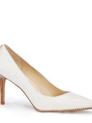 Vonna Leather Pumps by COACH