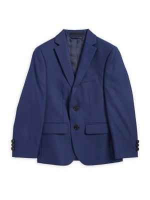 Boy's Long-Sleeve Suit...