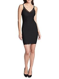 Simple Black Dress with Sleeves