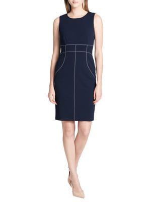 Sleeveless Sheath Dress 500088162775