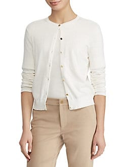 White Formal Sweater