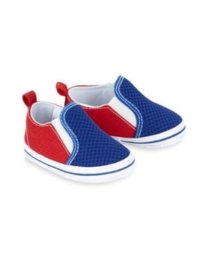 Baby Boys Multicolored SlipOn Sneakers