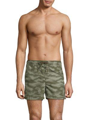 Sunset Swim Shorts @...