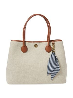 Canvas Large Market Tote 500088214080