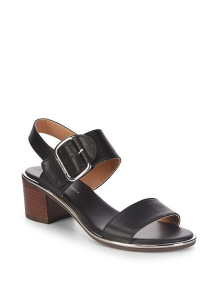Katz Striped Sandals by Tommy Hilfiger