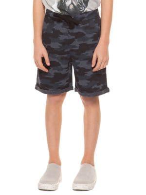Boy's Camo Shorts @...