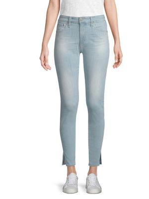 Farrah Vintage Ankle Skinny Jeans 500088224861