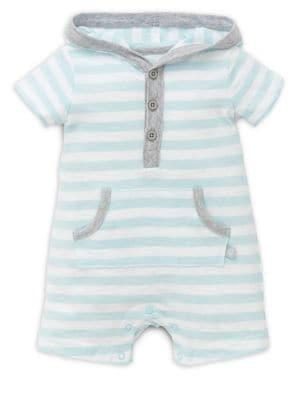 Baby's Hooded Stripe...