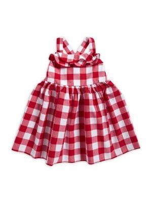 Little Girl's Sleeveless...