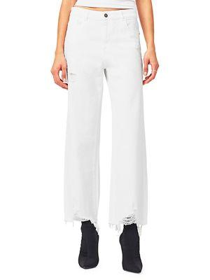 Hepburn High-Rise Wide-Leg Jeans 500088240191