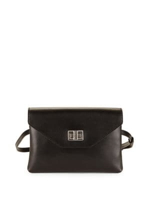 Textured Leather Fanny Pack 500088264690