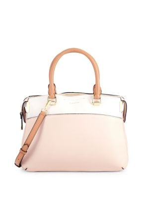 Raelyn Pebbled Leather Tote 500088265449