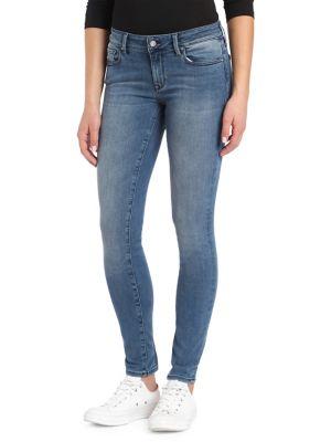 Adriana Mid-Rise Skinny Jeans 500088268155