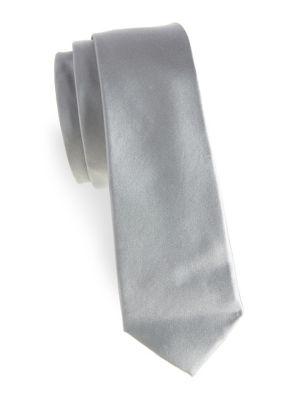Boy's Classic Silk Tie...