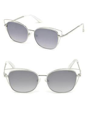 Niki 56MM Mirrored Sunglasses 500088271446
