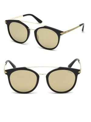 52MM Oval Sunglasses...