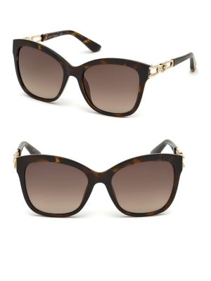 55MM Square Sunglasses...