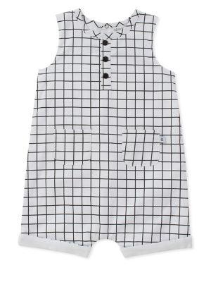 Baby Boy's Checkered...