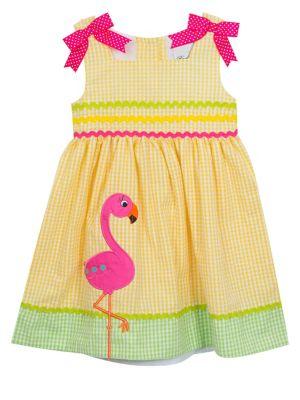 Baby Girl's Flamingo...