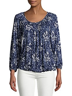 QUICKVIEW. MICHAEL MICHAEL KORS. Scattered Blooms Blouse