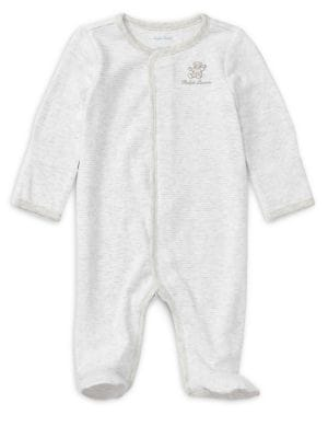 Baby Boy's Bear Footie 500088363045