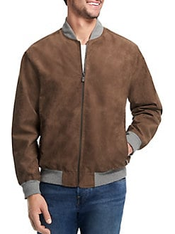 QUICKVIEW. Weatherproof. Rib-Trimmed Bomber Jacket