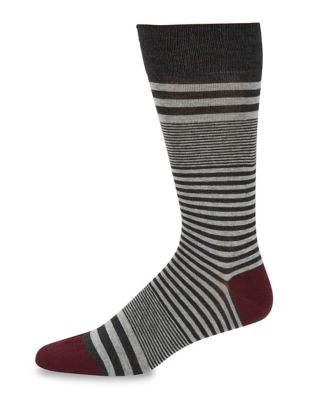 Skater Stripe Crew Socks...