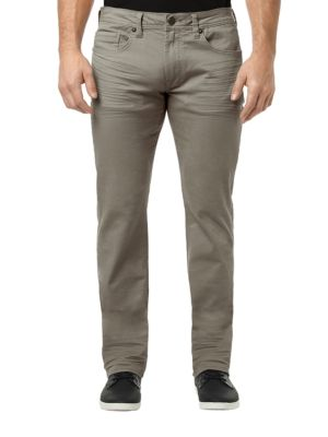 Six-X Slim Straight Colored Jeans by BUFFALO David Bitton