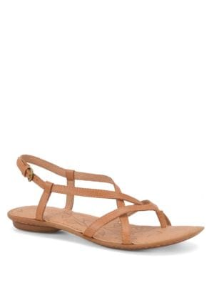 Mai Leather Sandals by Born